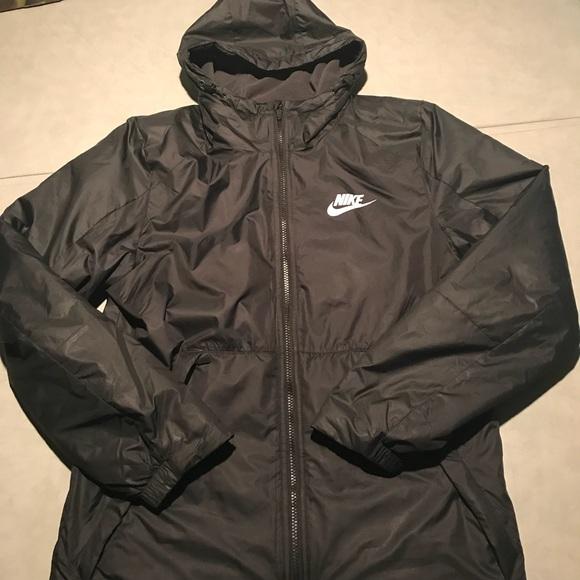 46bbc57bd1f0 Nike men s fleece lined Jacket size M. M 5a988c58a4c485ace525b0c0